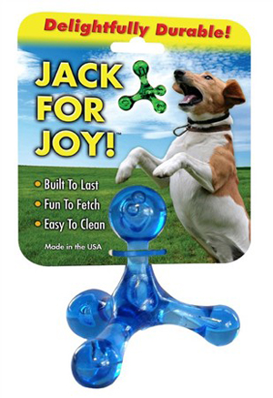 Jack for Joy Pet Toy